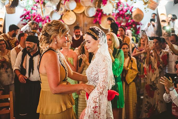 traditions in cyprus wedding bride